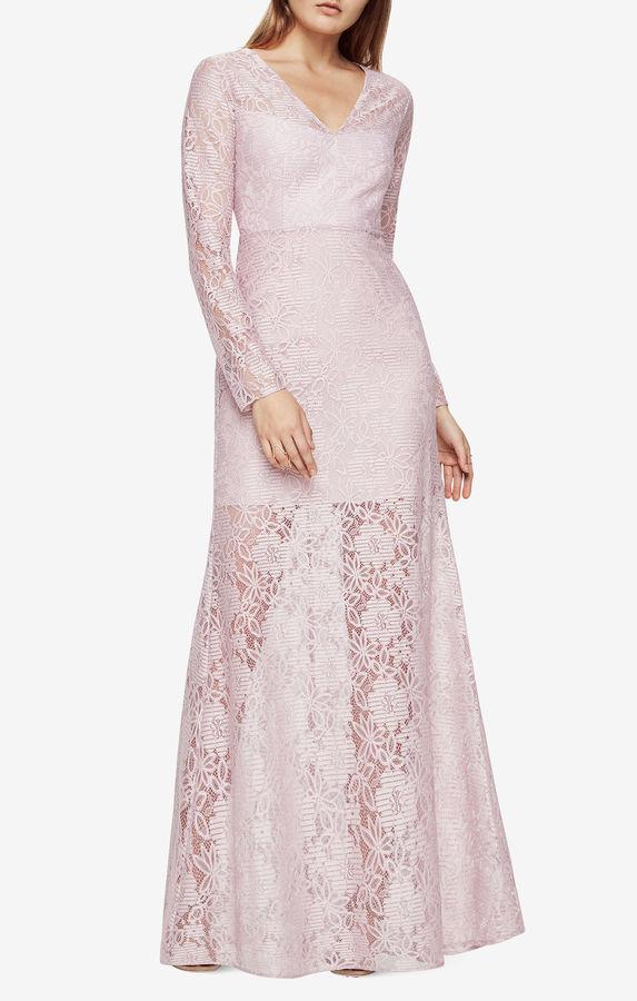 BCBGMAXAZRIADaysha Lace Gown