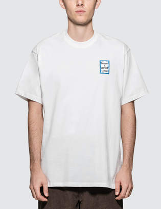Have A Good Time Blue Mini Frame S/S T-Shirt