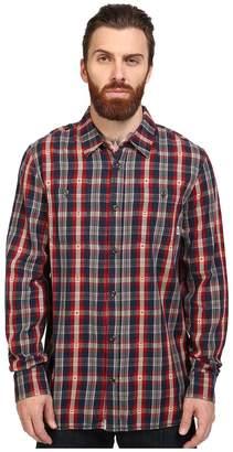 Vans Canehill Long Sleeve Flannel Men's Clothing