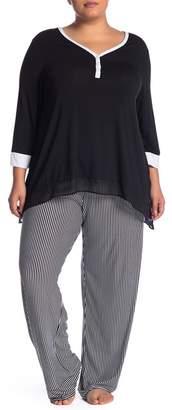 DKNY Long Pants (Plus Size)