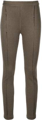 Rosetta Getty skinny fit cropped trousers