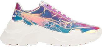 Joshua Sanders Zenith Hologram Sneakers