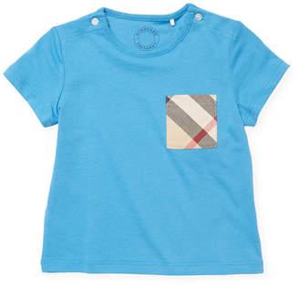 Burberry Contrast Pocket T-Shirt