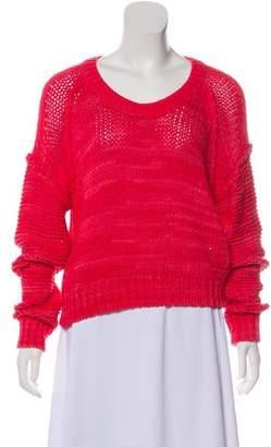 IRO Knit Long Sleeve Sweater w/ Tags