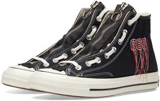 Converse Mr. Completely x Anger Chuck Taylor High