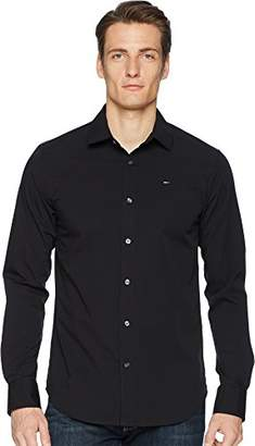 Tommy Hilfiger Men's Button Down Shirt Original Stretch