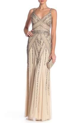 Marina Beaded Gown