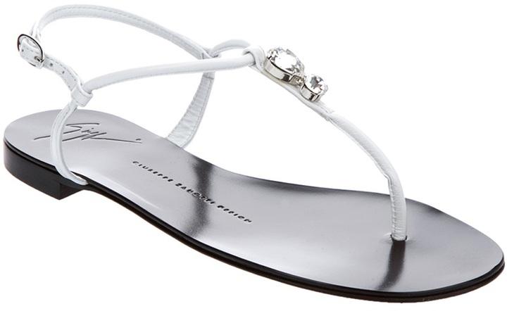 Giuseppe Zanotti Design thong sandal