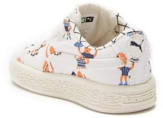 Puma X TC Basket CVS V2 Sneaker (Toddler)