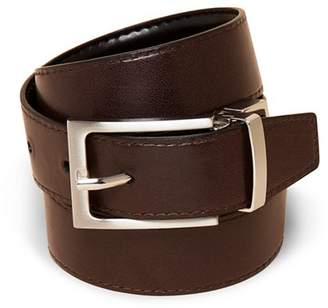Bloomingdale's Boys Calfskin Reversible Belt, Little Kid, Big Kid - 100% Exclusive