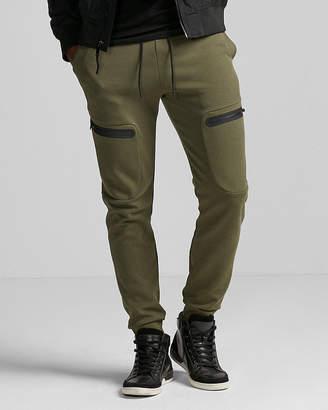Express Side Zip Jogger Pant