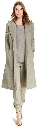Polo Ralph Lauren Wool Herringbone Coat $798 thestylecure.com
