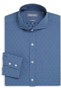 Michael Bastian Printed Dress Shirt