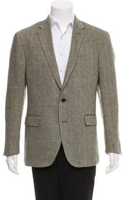 Polo Ralph Lauren Herringbone Two-Button Blazer