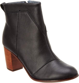 Toms Women's Lunata Leather Bootie