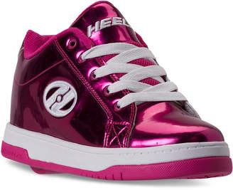 Heelys Little Girls' Split Chrome Skate Casual Sneakers from Finish Line