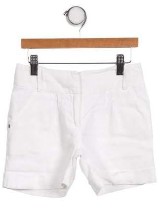Leon Fleurisse Girls' Mini Shorts