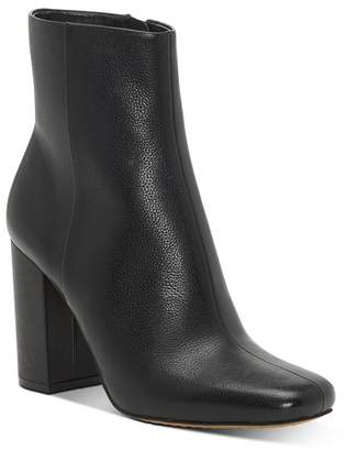 Vince Camuto Women's Dannia Square-Toe Booties