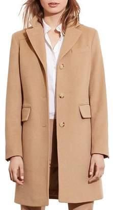 Ralph Lauren Flap Pocket Reefer Coat