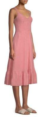 Rebecca Taylor Linen Slip Dress
