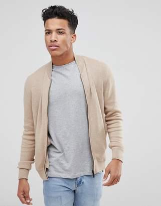 Calvin Klein Sinter Zip Up Sweatshirt
