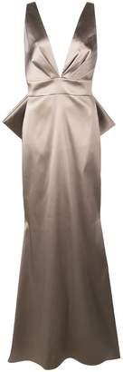 Sachin + Babi sleeveless flared dress