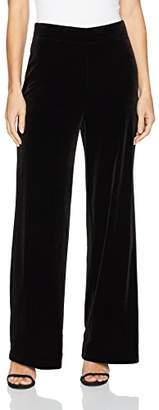 Karen Kane Women's Wide Leg Velvet Pant