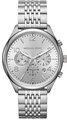 Michael Kors Merrick Chronograph Stainless Steel Watch
