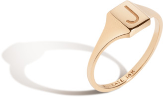 AUrate New York Signet Ring