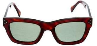 Celine Polarized Tinted Sunglasses