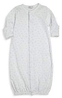 Kissy Kissy Baby Boy's Ele-Fun Printed Converter Gown