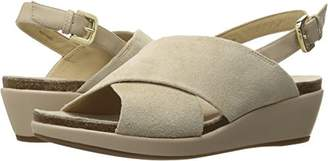 Geox Women's W Abbie 6 Wedge Sandal