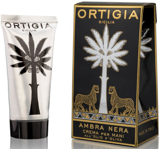 Ortigia Ambra Nera Hand Cream 80ml