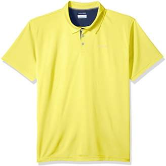 Columbia Men's Big-Tall Utilizer Classic Short Sleeve Wicking & Sun Protection Shirt