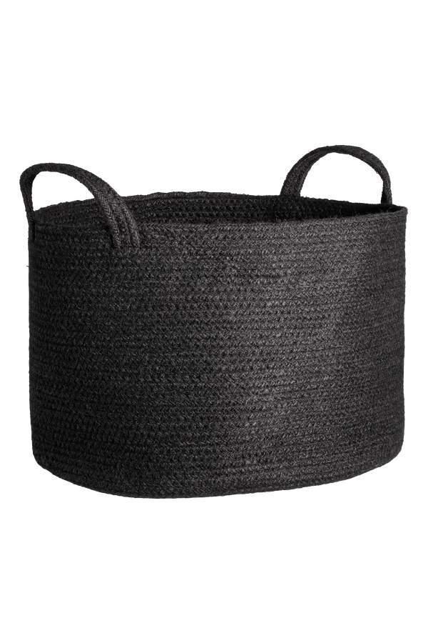 Jute Storage Basket
