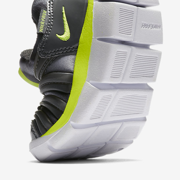 Nike Dynamo Free Print Infant/Toddler Shoe 5