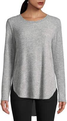 ST. JOHN'S BAY SJB ACTIVE Active Long Sleeve Tunic