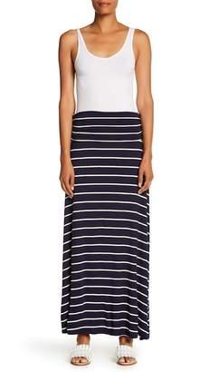 Bobeau Convertible Knit Maxi Skirt