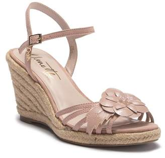 Nanette Lepore NANETTE Quince Wedge Sandal