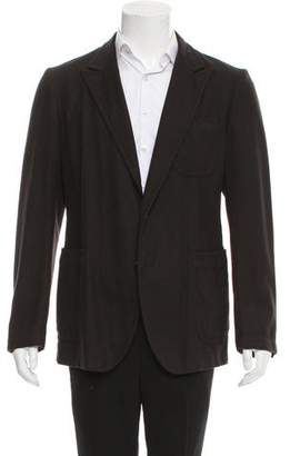 Bottega Veneta Deconstructed Wool Sport Coat