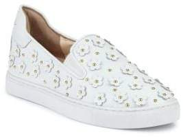 Isa Tapia Taylor Floral-Accented Sneakers