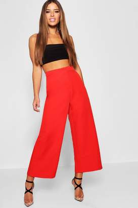boohoo Petite Woven Tailored Suit Culottes