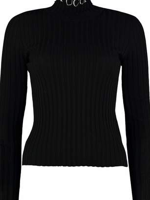Emilio Pucci Turtleneck Knitted Pullover