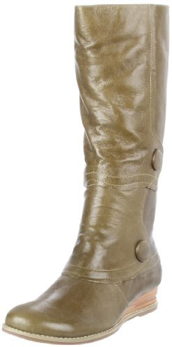 Miz Mooz Women's Blossom Knee-High Boot