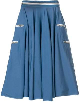 Calvin Klein (カルバン クライン) - Calvin Klein 205W39nyc ジップシャツ