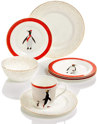 Portmeirion Sara Miller for Christmas Dinnerware Collection