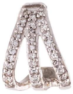 Adina Diamond Single Huggie Earring