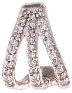 Adina Diamond Single Huggie Earring