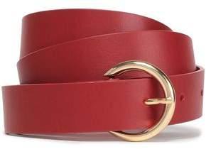 Maje Aluna Leather Belt