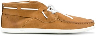 N.D.C. Made By Hand Alithia boat shoes